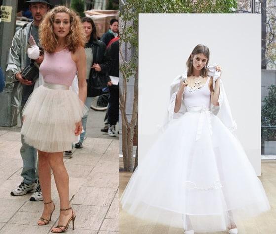 collection robes de mari e 2018 oscar de la renta une