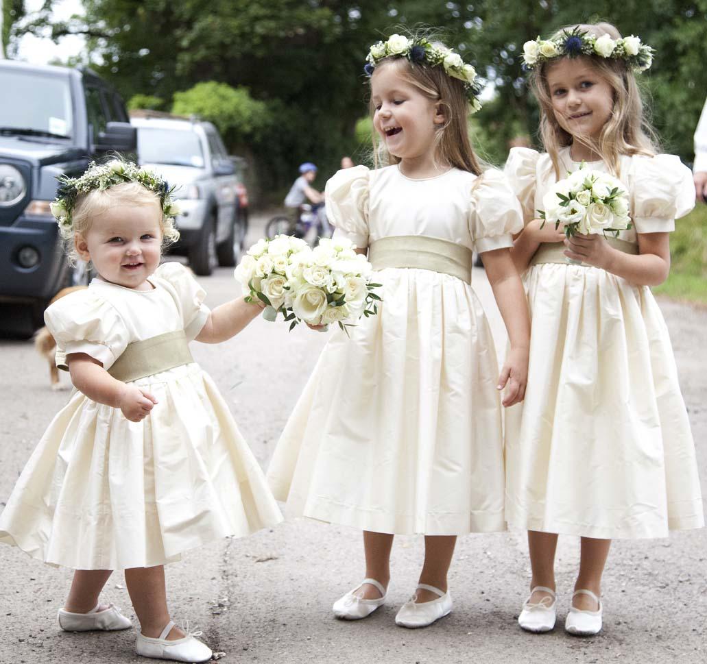 enfants d'honneur-mariage-filles