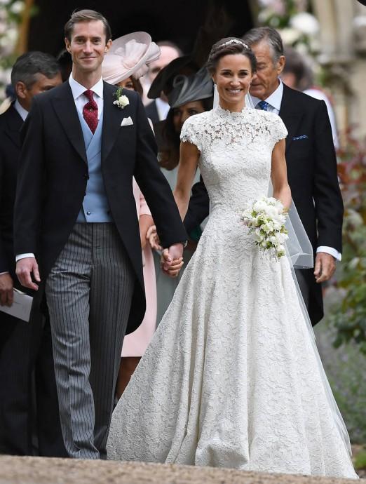 pippa mariage