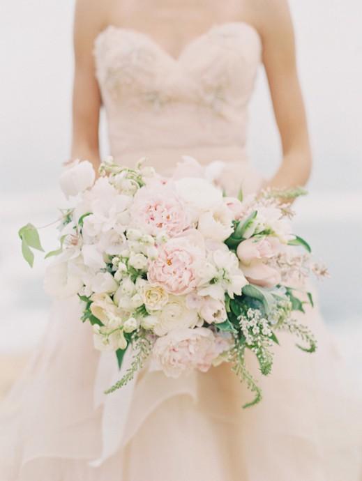 bouquets asymétriques