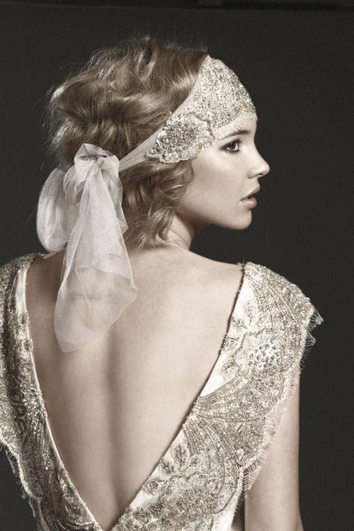 mariée headband