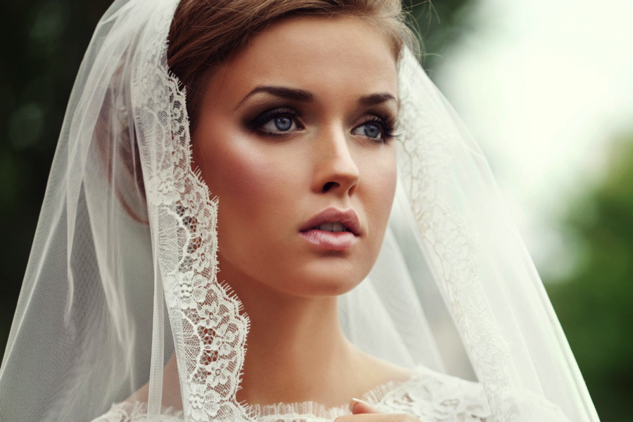 strobing maquillage mariée