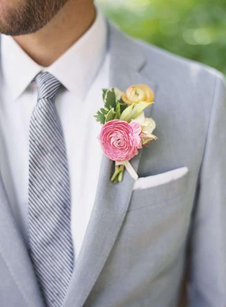 Mariage thème Argenté et Gris 2
