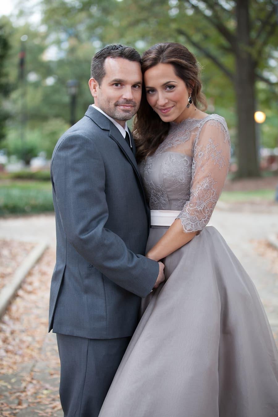 Mariage thème Argenté et Gris 22