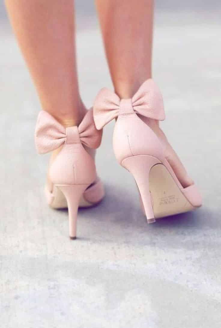 Comment mettre en sc ne un mariage romantique couleur rose for La couleur rose pale