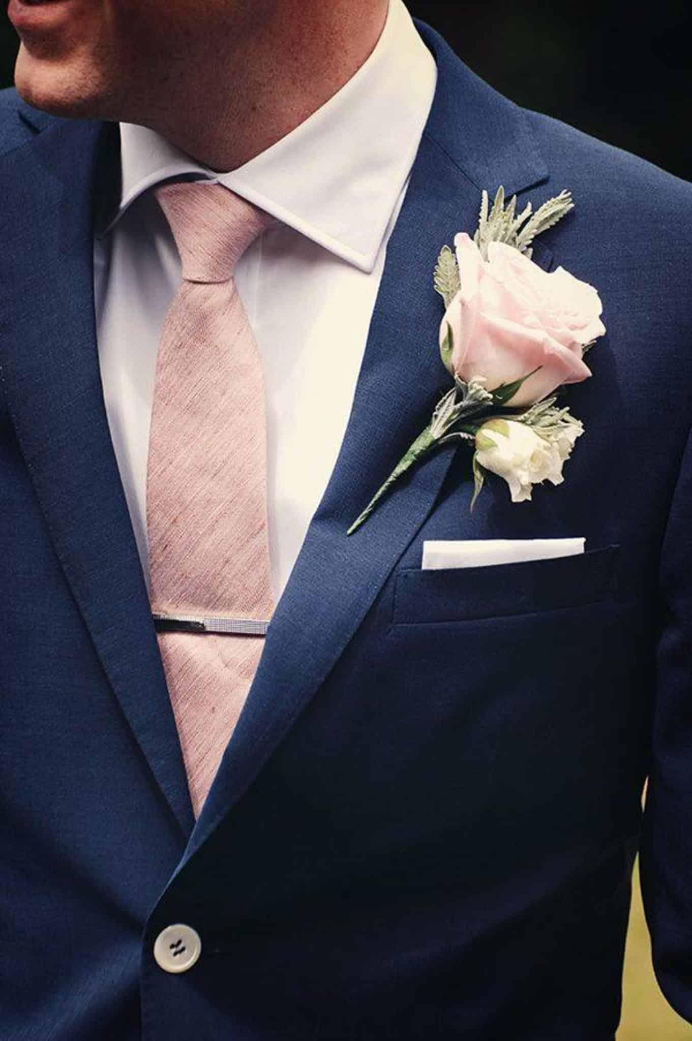 Mariage thème rose pâle 19