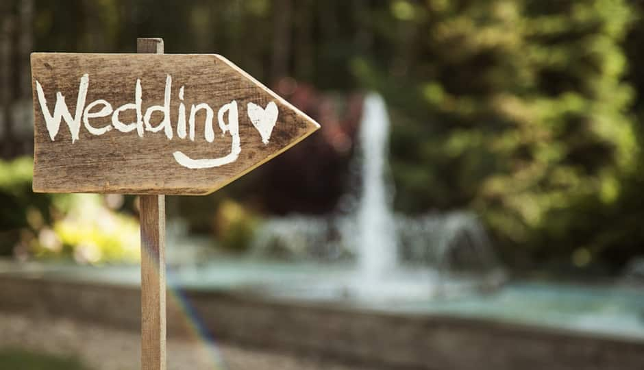 prestataire de mariage