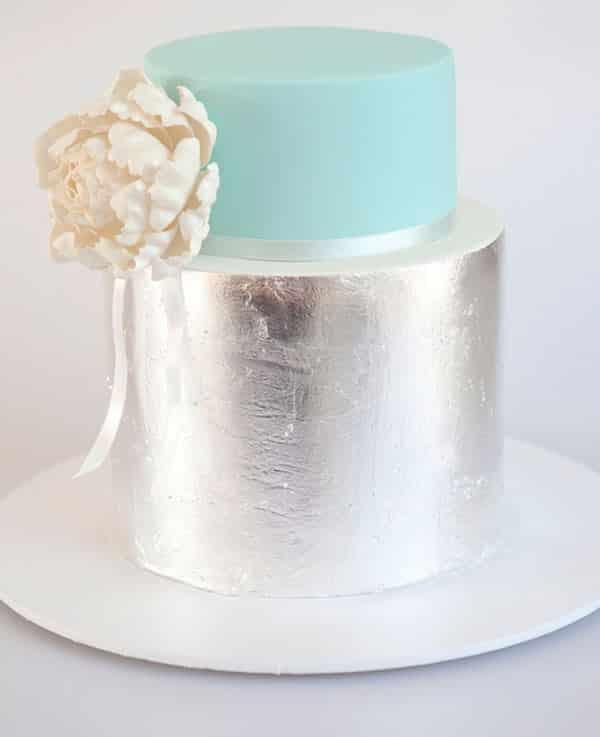 Mariage thème Turquoise & Argenté 1