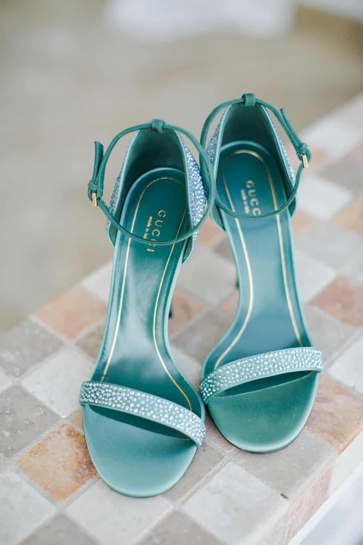 Mariage thème Turquoise & Argenté 17
