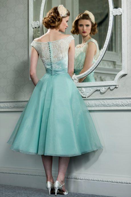 Mariage thème Turquoise & Argenté 5