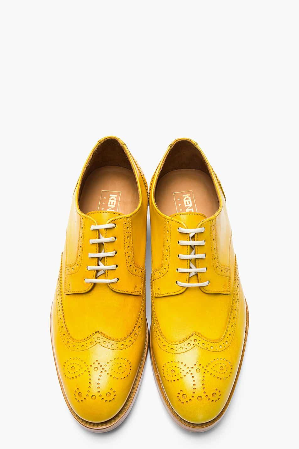 Mariage thème jaune curry 13