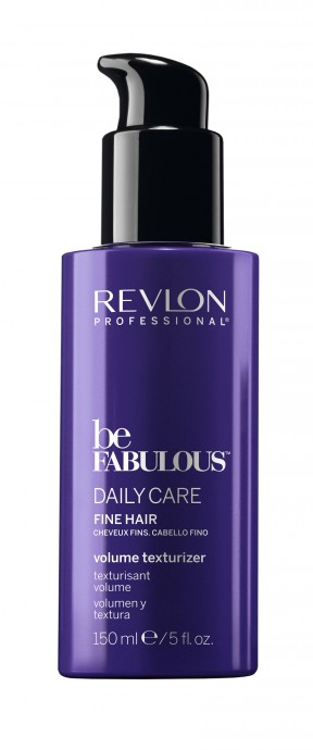 BE FABULOUS_Daily_Care_Fine_hair_Texturizer Volume_bottle 150m