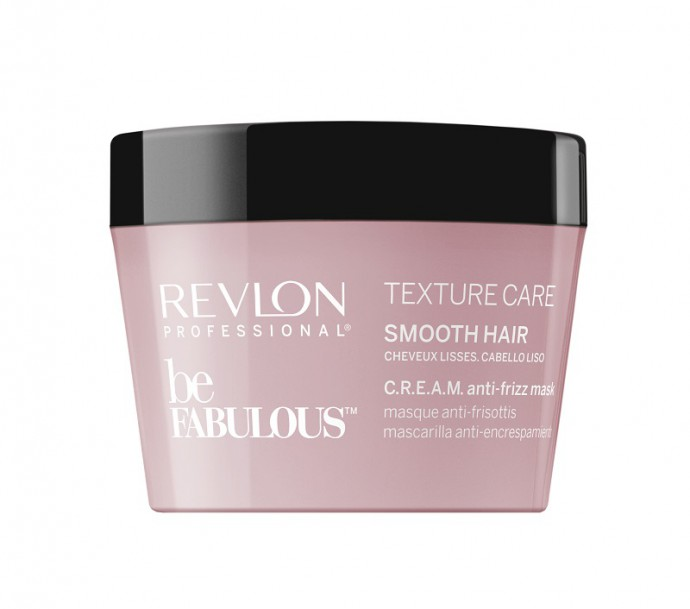 BE FABULOUS_TEXTURE CARE_Smooth masque 200ml