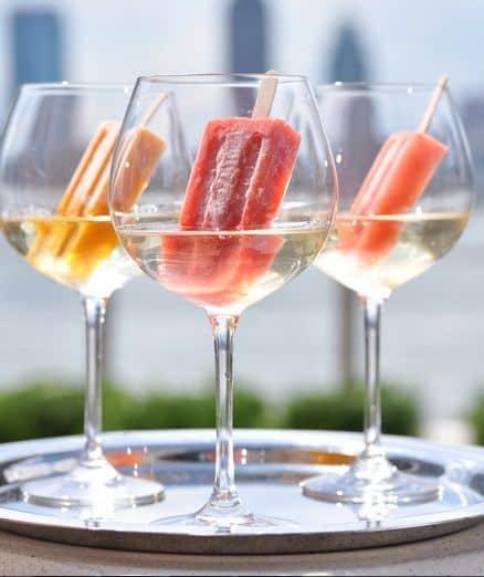 cocktails au champagne mariage (3)