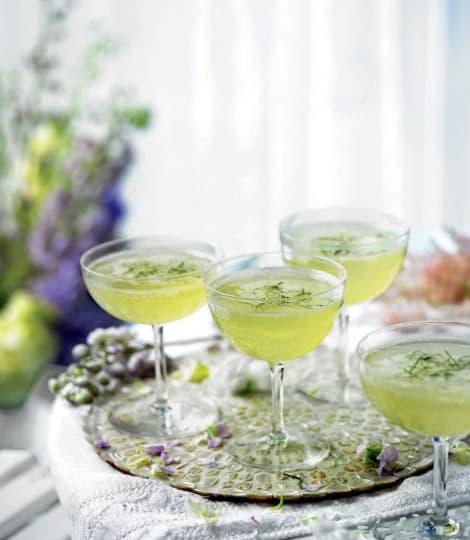 cocktails au champagne mariage (8)