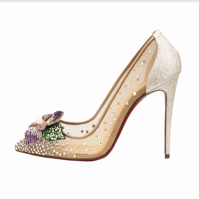 FEERICA, pumps, Nappa Shiny/Glitter, AB, 1295€