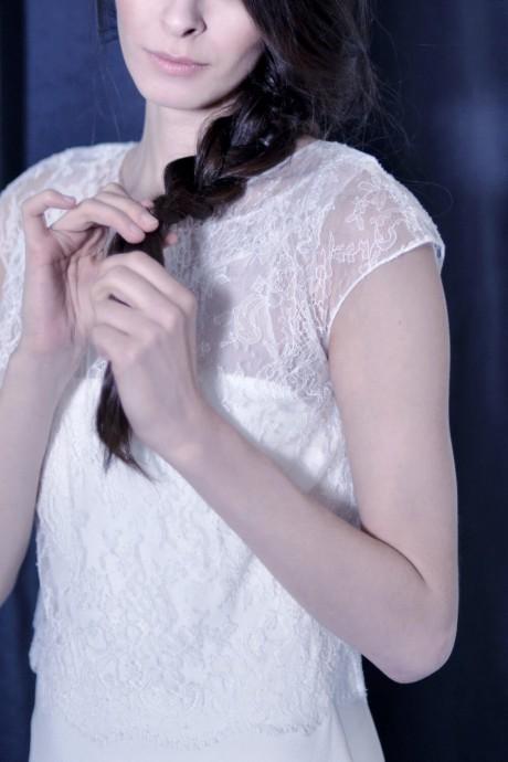 Top Lily Stéphanie Wolff, prix non communiqué.