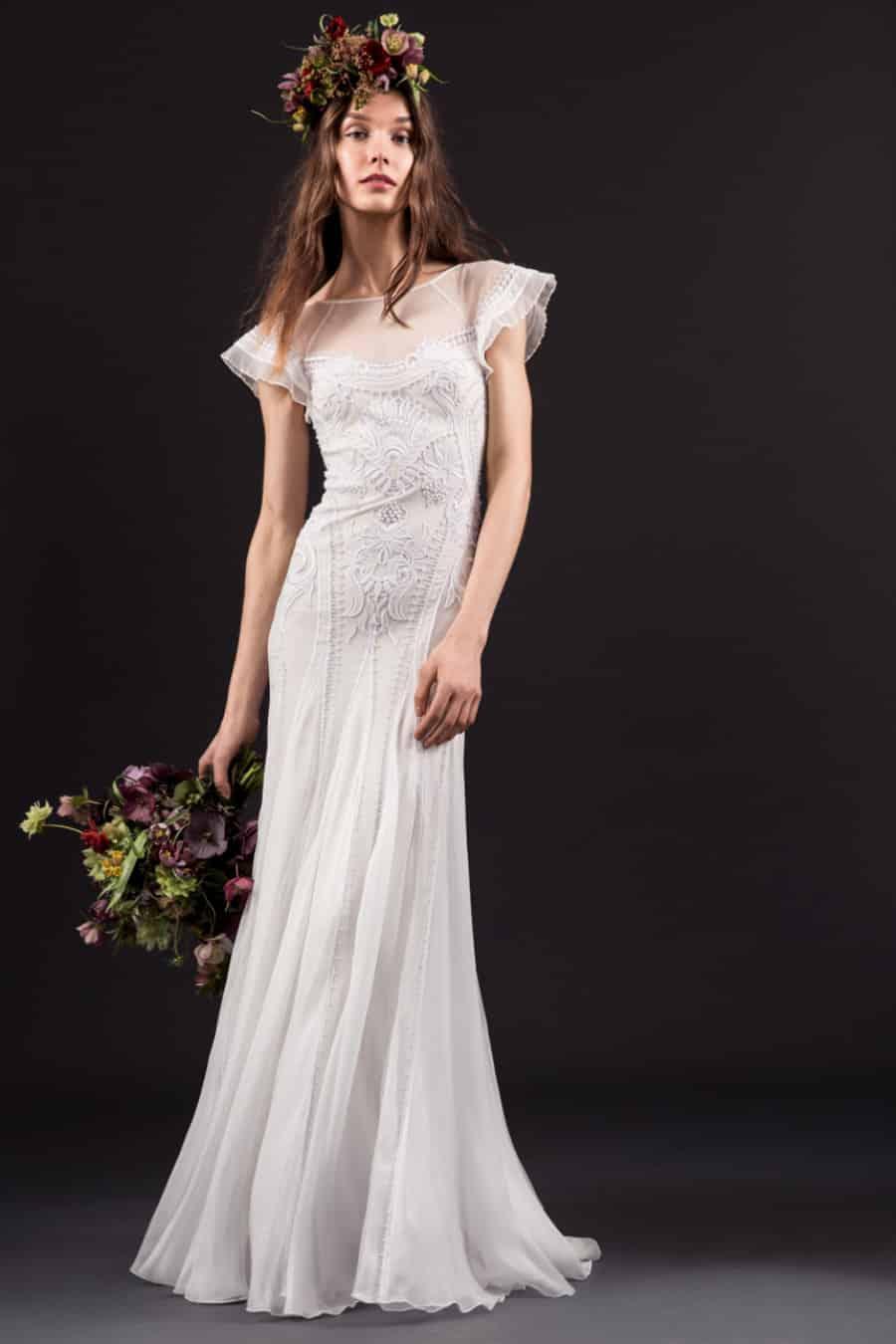 10 incroyables robes de mari e proposer meghan markle for Robe pour le mariage de printemps