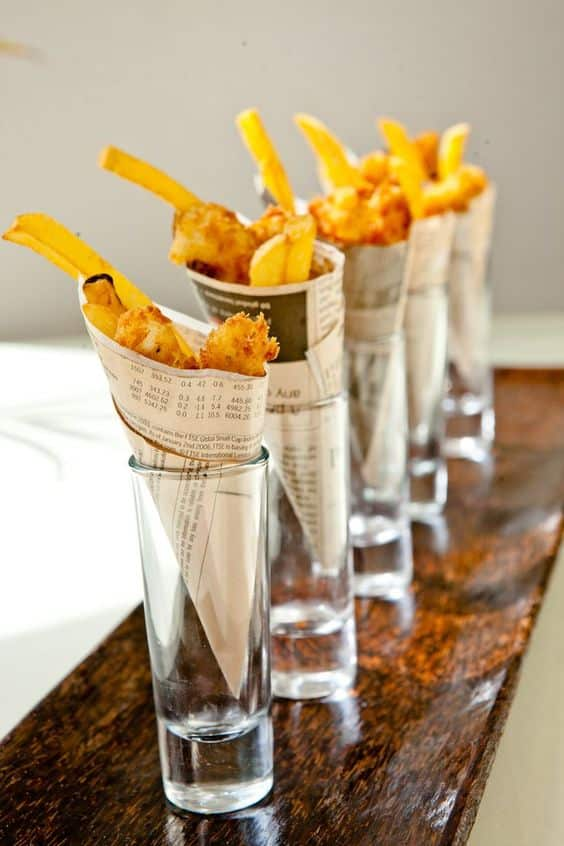 petits plats pour voyager-mariage-fish and chips