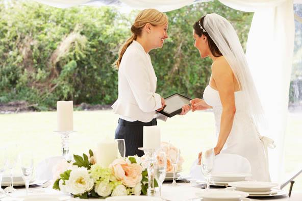 Wedding planner -mariage