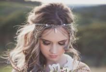10 coiffures dans le vent pour une mariée bohème et romantique