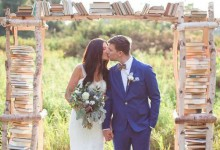 10 idées pour décorer votre mariage inspiration «retour à l'école»