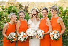 10 robes ensoleillées à proposer à vos demoiselles d'honneur pour un mariage estival