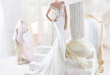 10 robes de mariée en guipure tendance 2018