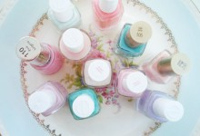 10 vernis à ongles pastel à shopper quand on va se marier