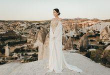 10 manières tendance 2018 de porter sa robe de mariée en hiver
