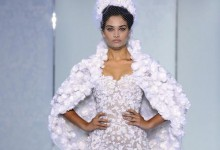 12 robes de mariée Haute Couture époustouflantes pour l'automne-hiver 2016-2017