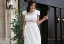 12 robes de mariée tendance 2017 pour les petites brindilles