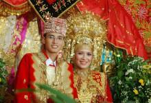 14 incroyables robes de mariées venant du monde entier
