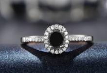 10 alliances qui vont vous faire craquer pour le mystérieux diamant noir