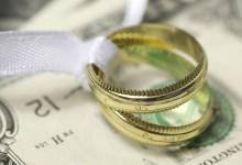 Mariage: soyons cash, qui paie quoi ?