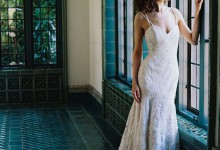 Sareh Nouri collection Bridal Spring 2017