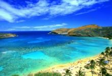 Cap sur Hawa� pour ma lune de miel