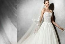 8 robes de mariées bustier pour afficher sa féminité