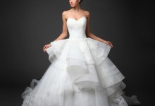 Couture nuptiale collection 2018