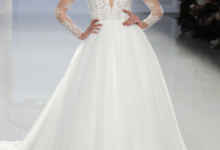 Collection robes de mariée 2018 Rosa Clara : un défilé de décolletés et de dos nus sensuels