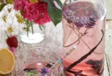 10 boissons façon detox water pour rafraîchir les invités du mariage
