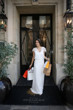 Elsa gary collection 2017 les robes par marque for Robes de mariage en consignation ct