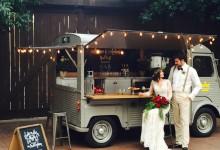 10 idées gourmandes pour une réception de mariage version food truck