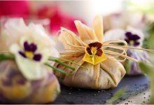 10 idées gourmandes à proposer aux invités pour un repas de mariage vegan