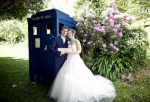 Le mariage de Julie et Mehdi façon «Doctor Who»