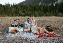 Comment mettre en scène un mariage bohème et nature au cœur de l'hiver ?