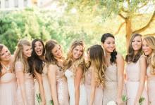 Mon mariage tout en couleur beige, un thème parfait pour une réception douce et romantique