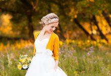 Succomberez-vous au jaune curry, couleur tendance 2018, pour colorer votre thème de mariage ?