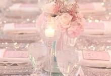 Comment mettre en scène un mariage romantique couleur rose pâle ?