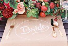 Mon thème de mariage passionnément rouge incandescent